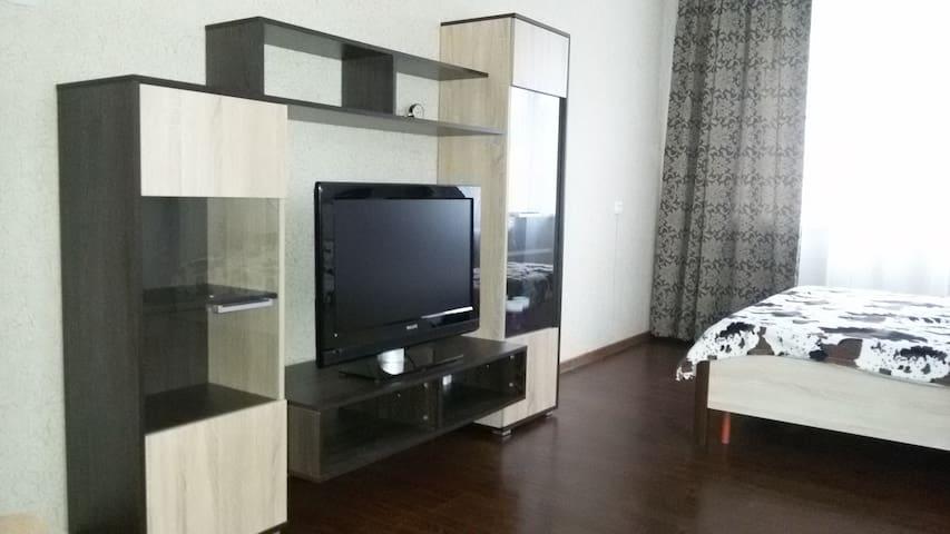 2-х ком. квартира со свежим ремонтом Ферсмана 31 - Apatity - Lägenhet