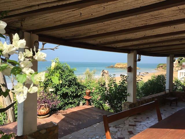Superbe cabanon avec vue sur mer à Popenguine - Popenguine - Ev