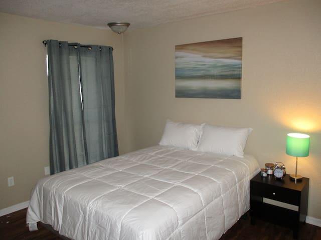 Cozy & Comfortable in Northwest OKC - Oklahoma City - Appartement