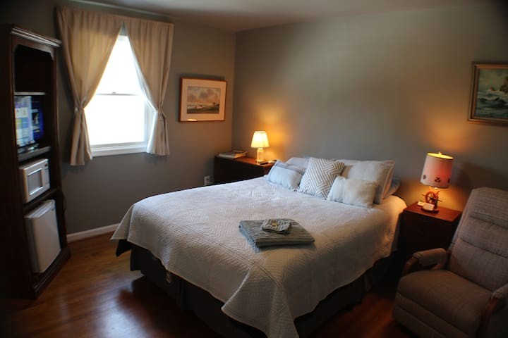 Private Room #1 in Home - 3 blocks to Metro - Arlington - Huis