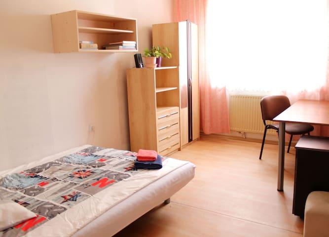 Room for 2(+1) in Bratislava - Bratysława - Wikt i opierunek