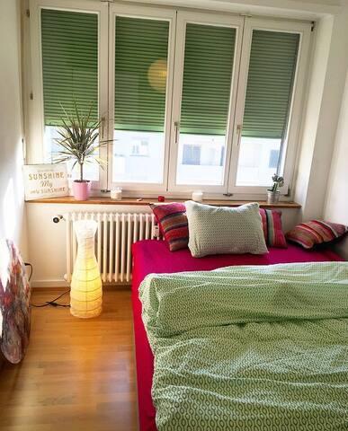 Artisty Flat to enjoy :) - Basel