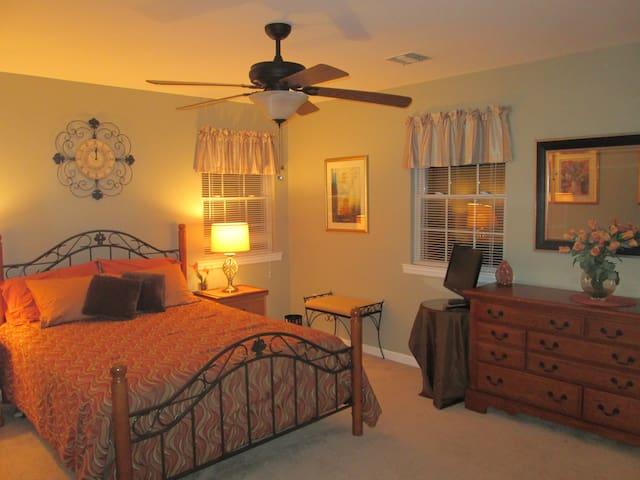 Spacious Bedroom close to Stony Brook University - Centereach - Oda + Kahvaltı