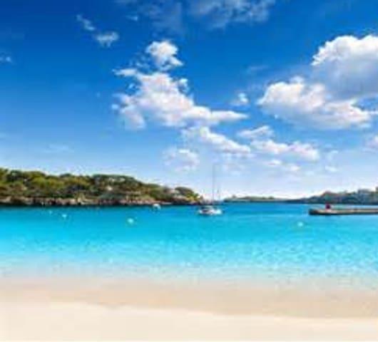 Schöne Familien Ferienwohnung Strandnähe Mallorca - Porto Cristo - Apartemen