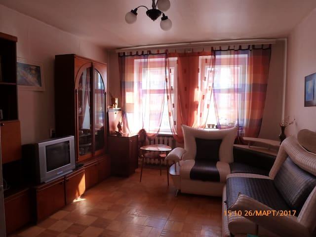 2-х комнатная квартира на ул. Родионова - Nizhnij Novgorod - Appartement