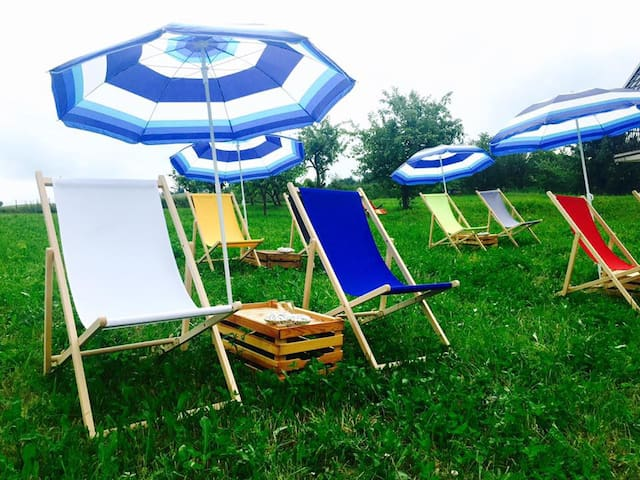 Villa na Kaszubach przy jeziorze - Miechucino - Villa