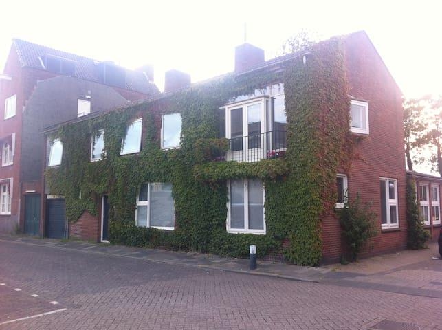 Pleasant appartment groundfloor in center,near sea - Den Helder - Lägenhet