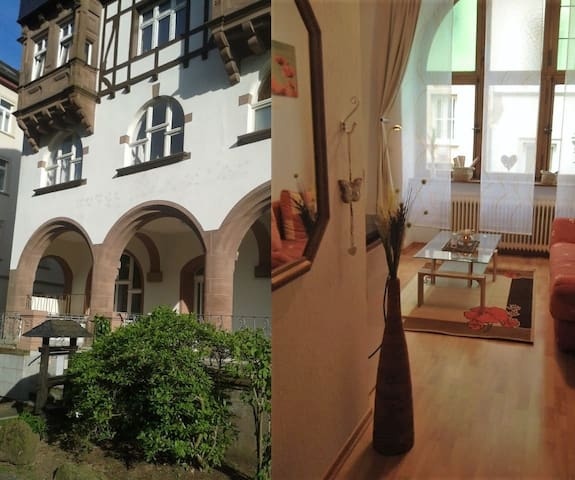 Mosel-Apartment Bad Bertrich (1-2 P.) - Bad Bertrich - Apartment