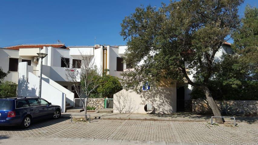 Apartment Viktorija - Gajac - Lägenhet