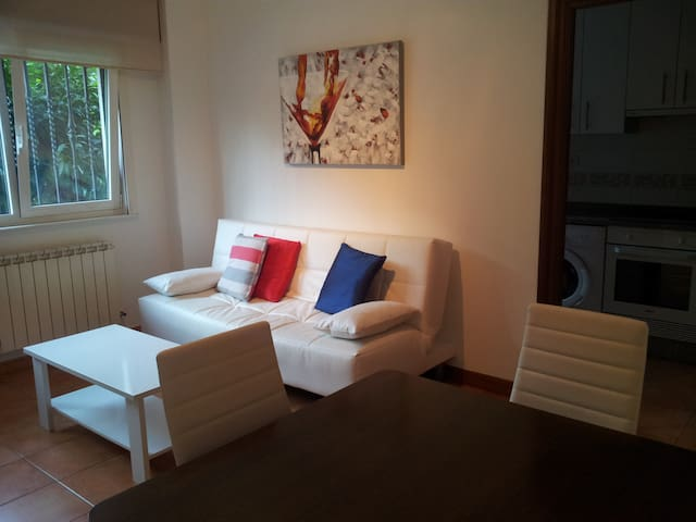 Apto Cacheiras, a 1km de Santiago - Teo - Appartement