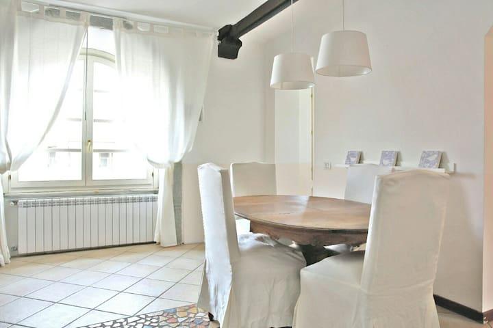 Bright 2 bedrooms flat - Magenta - Appartement