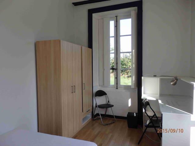 Chambre dans un appartement partagé - La Chapelle-sur-Erdre - Appartement