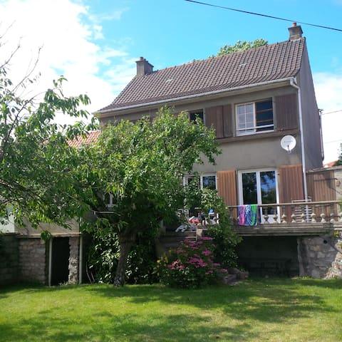 Maison Wissant avec jardin centre village - Wissant - Hus