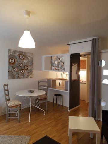 Joli studio situé en centre ville de Vendôme - Vendôme