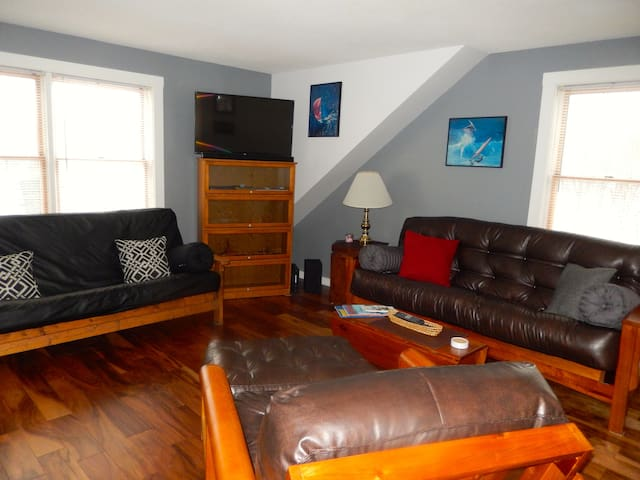 Recently Renovated One Bedroom at Base of Okemo - Ludlow - Departamento