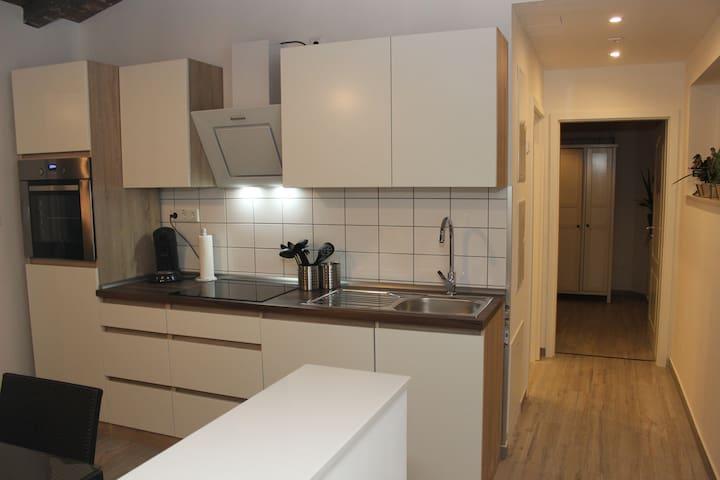 Kleine gemütliche Ferienwohnung bei Bad Oldesloe - Grabau - Apartamento