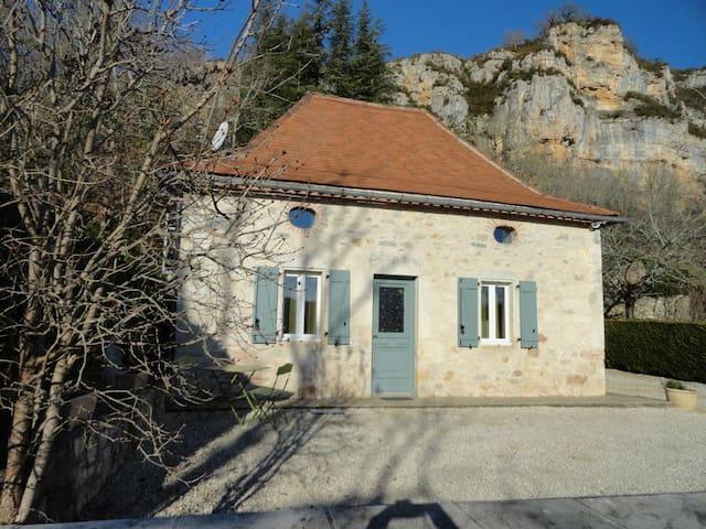 Jolie maison en pierre typique - Larnagol - Doğa içinde pansiyon