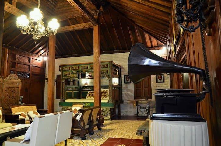 Guest House/Villa De Roemah Hampor - Kota Garut - 別墅