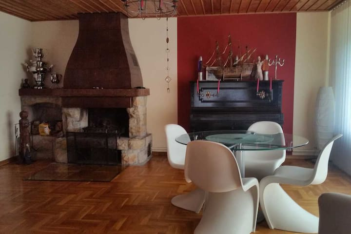 Holiday on the Baltic Sea - Pinnow - Huis