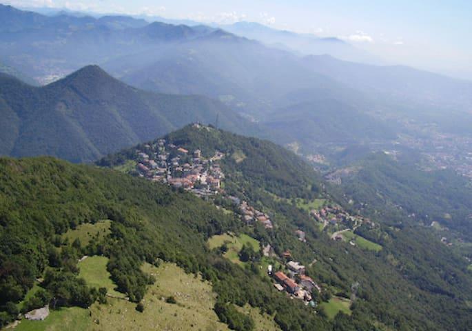 Immersi nel verde - Roncola Alta - Konukevi