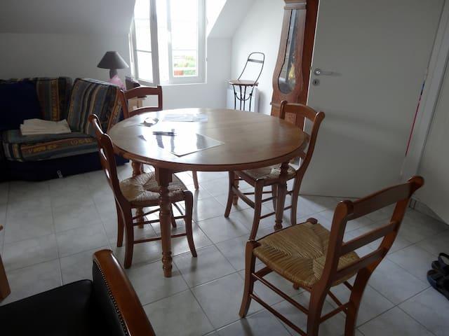 Appartement très agréable dans le Cotentin - Barneville-Carteret - Apartment