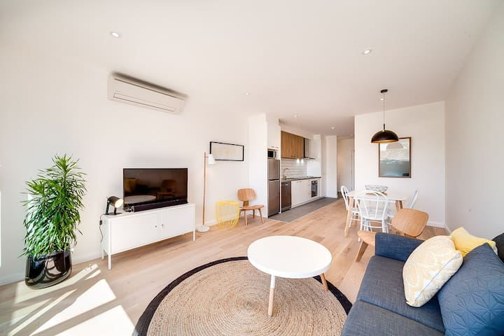 Brand new apartment - 10 minutes to Melbourne CBD - Moonee Ponds - Appartement