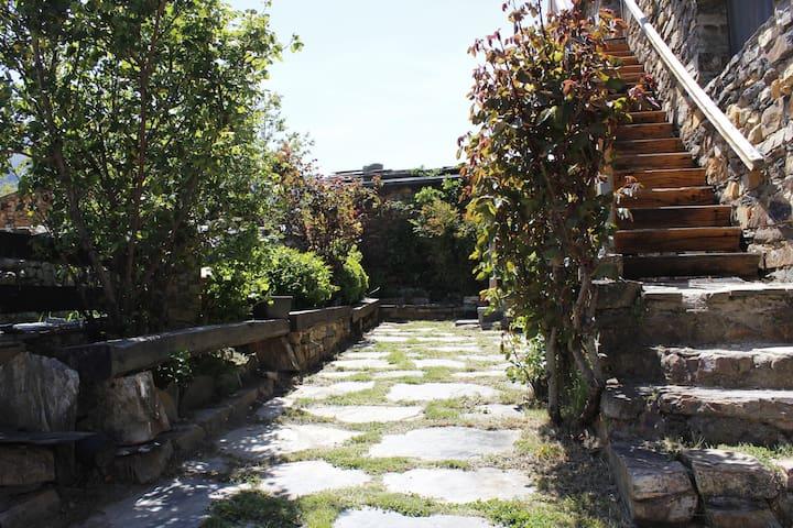 Casa Rural Abuela Paca - Valverde de los Arroyos - Hus