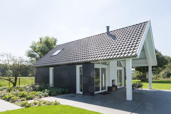B&B op unieke rustige locatie - Den Hout - Oda + Kahvaltı