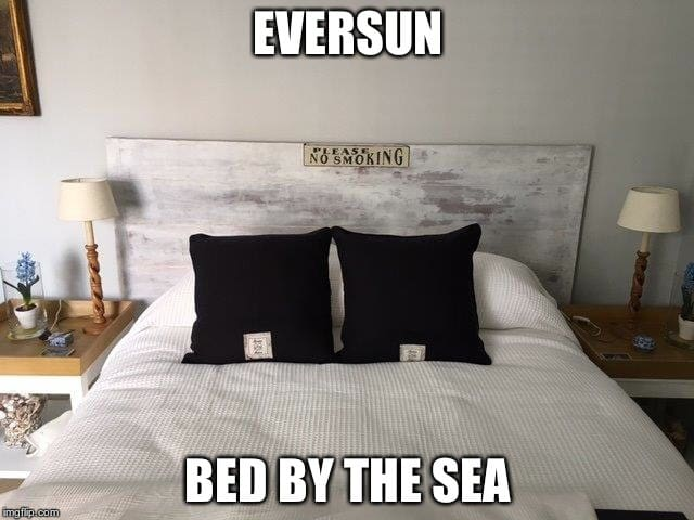 Eversun bed by the sea (bed & bycicle.)  Centrum - Vlissingen