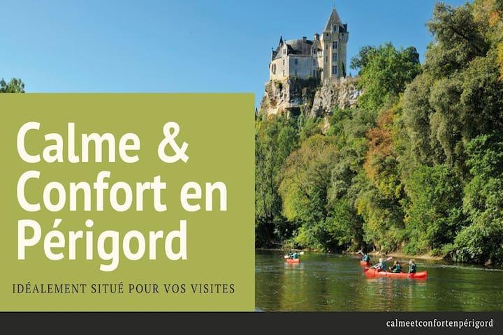 Calme et confort en Périgord - Carsac-Aillac