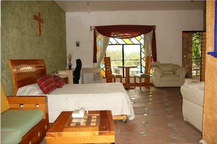 Hotel boutique ,Spa & Garden - Tepotzotlán - Villa