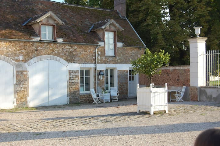 French Country Farm cottage - Chaumes-en-Brie - Chalet