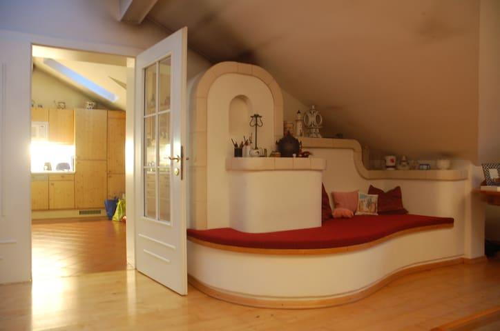 Apartment MOOS - Telfes im Stubai - Apartemen