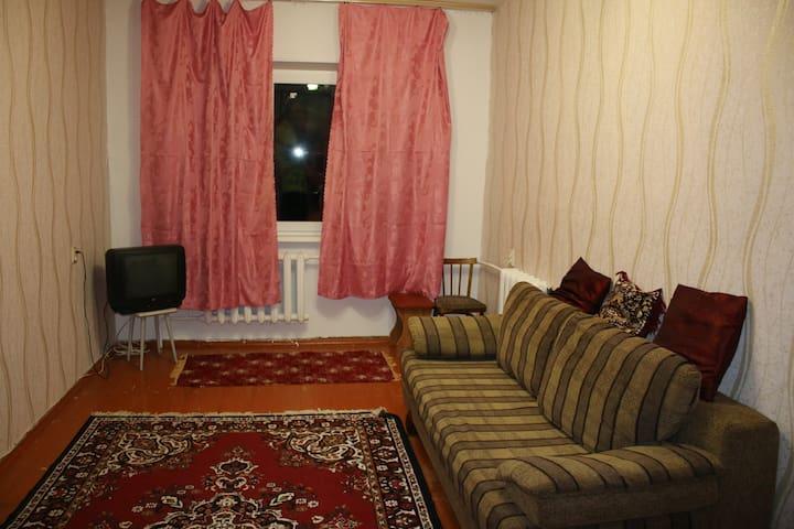 Уютная 1-а комнатная квартира недалеко от склона. - Kirovsk