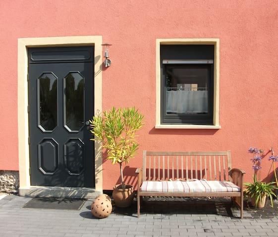Idyllisches Wohnen am Rheinsteig - Neuwied - Apartamento