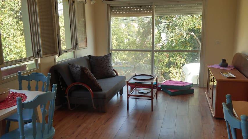 sweet little home for couples&kids - Kiryat Tiv'on