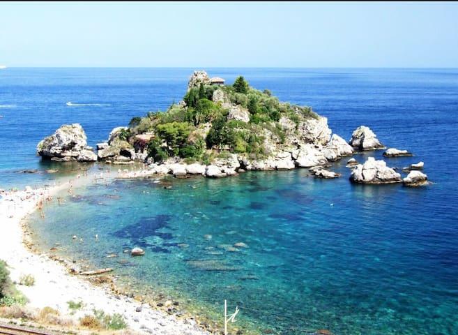 Strategico bilocale vicino Taormina - Calatabiano - Apartamento