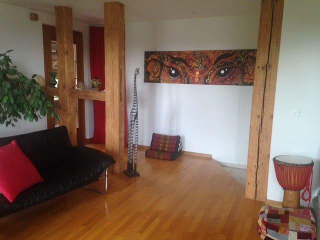 Cosy flat - Meikirch - Kondominium