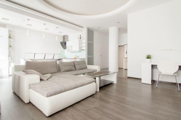 Sea view apartament in city centre - Odessa - Appartement