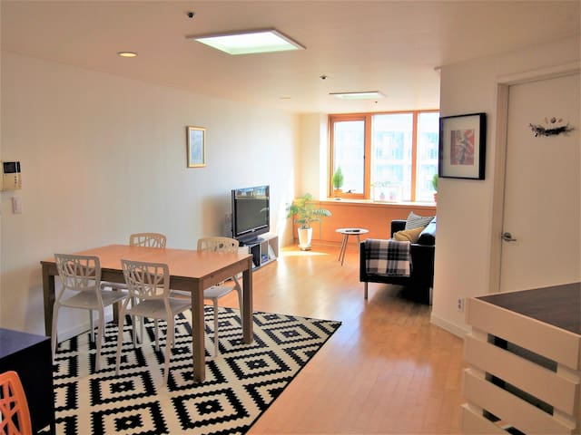 2BD Apartment with Free Mobile Wifi - Seongnam-si - Apartment