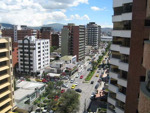 MODERN & CENTRAL * Carolina Park - Quito - Huoneisto