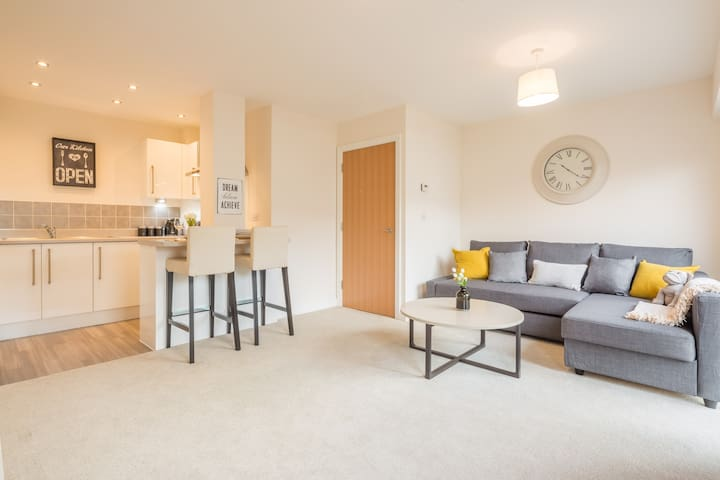 The Best Place To Stay In Stevenage! - Stevenage - Apartament