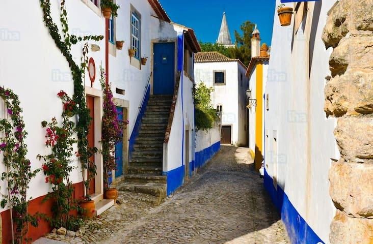 Castle holidays - Casa Maria d' Óbidos - Óbidos