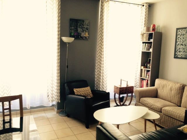 Nice Room for 2 people central Lyon - Lyon - Departamento
