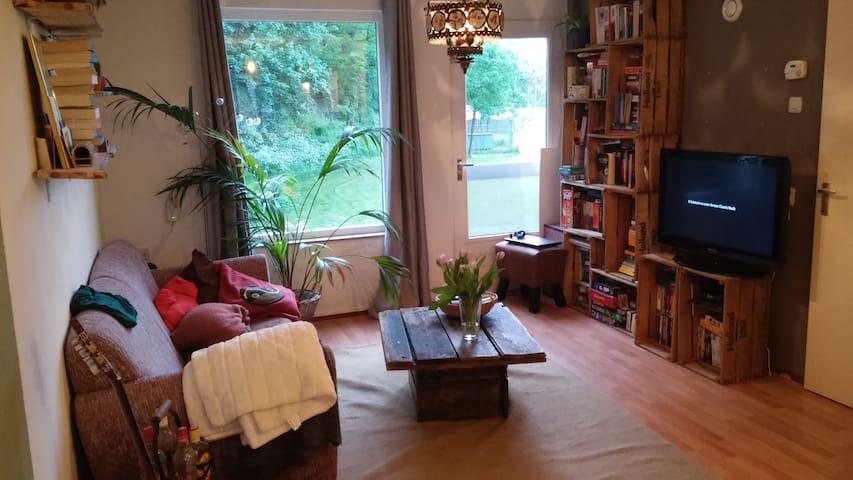 Knus appartement op toplocatie in Nijmegen! - Nijmegen - Lägenhet
