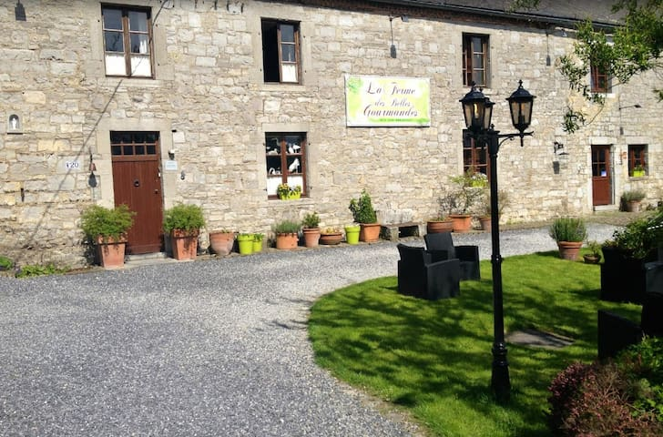 Chambres d'hôtes - Dinant - Bed & Breakfast