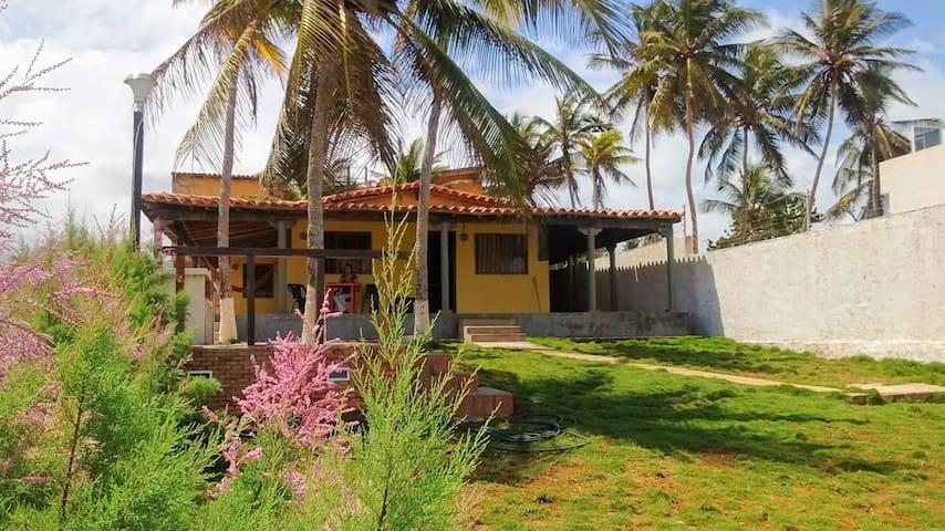 """""""La Casa de la Playa"""". - Nueva Esparta - Huis"""