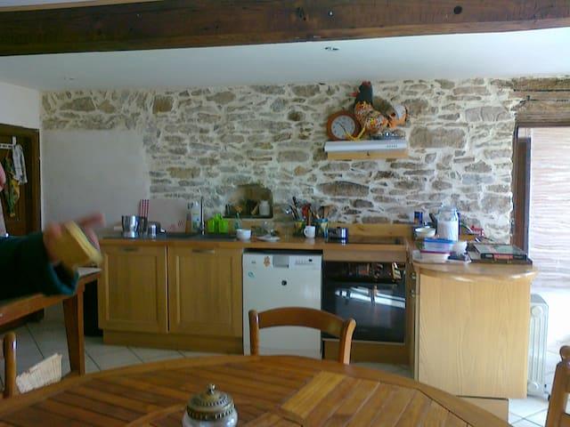 Maison villageoise familiale - Brousses-et-Villaret - Ház