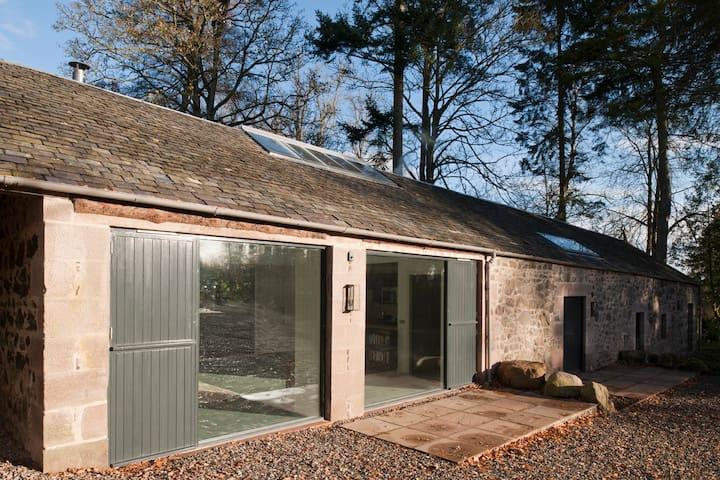 Rural Sawmill Cottage - Perthshire. - Περθ - Μπανγκαλόου