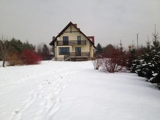 THE RETREAT OSIECZANY - Osieczany - Maison